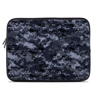 Laptop Sleeve - Digital Navy Camo