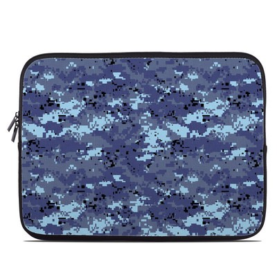 Laptop Sleeve - Digital Sky Camo