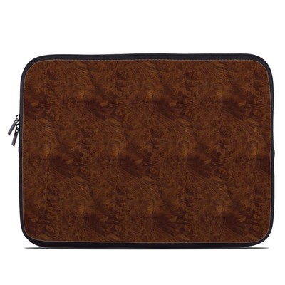 Laptop Sleeve - Dark Burlwood