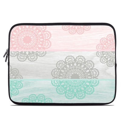 Laptop Sleeve - Doily