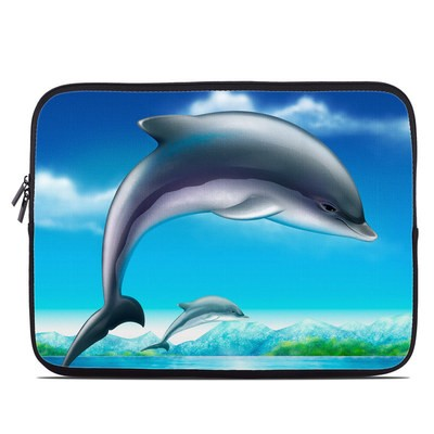 Laptop Sleeve - Dolphins