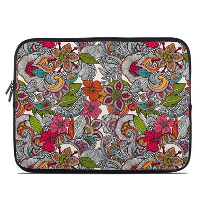Laptop Sleeve - Doodles Color