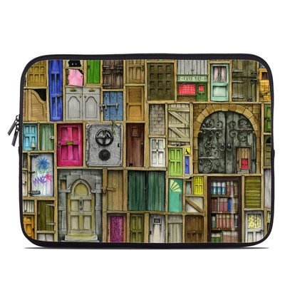 Laptop Sleeve - Doors Closed
