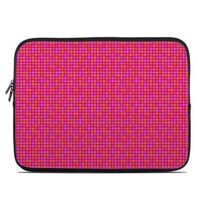 Laptop Sleeve - Dots Pink