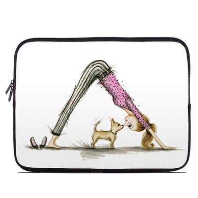Laptop Sleeve - Downward Dog