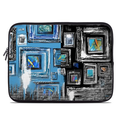 Laptop Sleeve - Dripping Walls