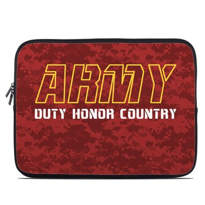 Laptop Sleeve - Duty and Honor