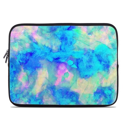Laptop Sleeve - Electrify Ice Blue