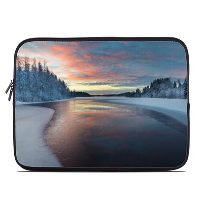 Laptop Sleeve - Evening Snow