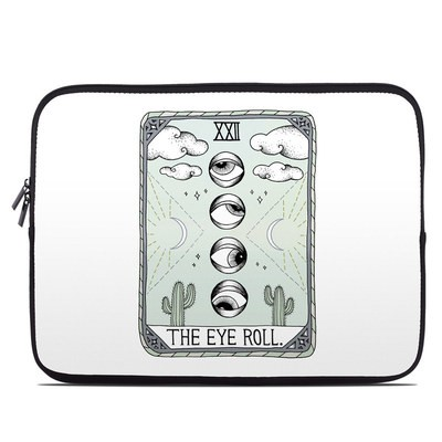Laptop Sleeve - The Eye Roll