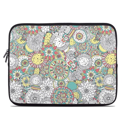 Laptop Sleeve - Faded Floral