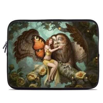Laptop Sleeve - Fairy and Owl