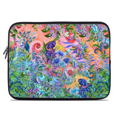 Laptop Sleeve - Fantasy Garden