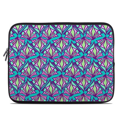 Laptop Sleeve - Fly Away Teal