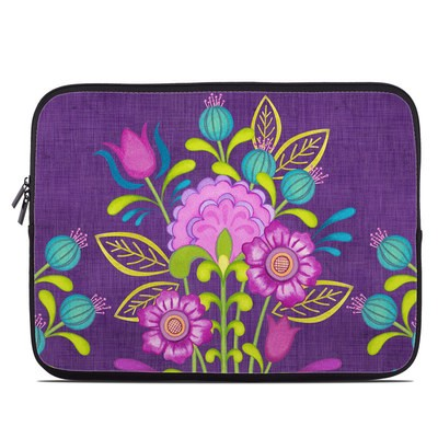Laptop Sleeve - Floral Bouquet