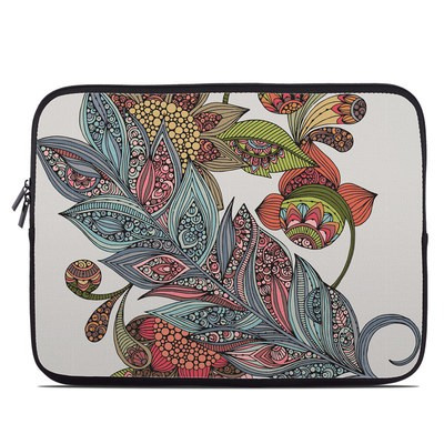 Laptop Sleeve - Feather Flower