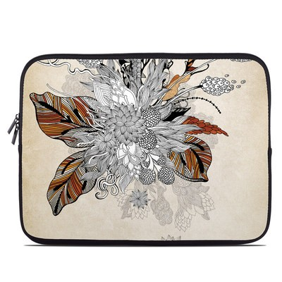 Laptop Sleeve - Fall Floral
