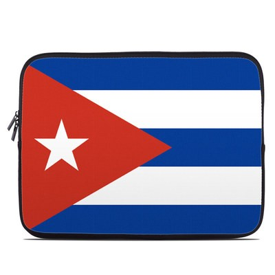 Laptop Sleeve - Cuban Flag