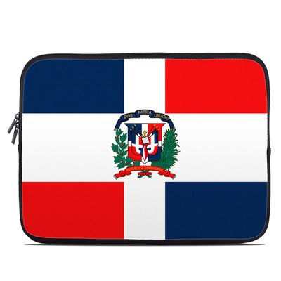Laptop Sleeve - Dominican Republic Flag