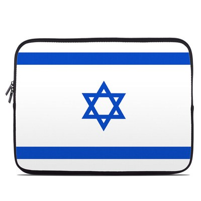 Laptop Sleeve - Israel Flag