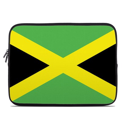Laptop Sleeve - Jamaican Flag
