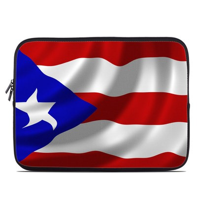 Laptop Sleeve - Puerto Rican Flag