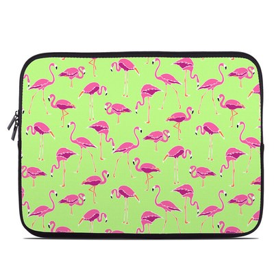 Laptop Sleeve - Flamingo Day