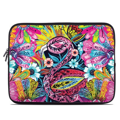 Laptop Sleeve - Flashy Flamingo