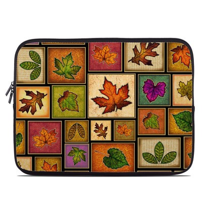 Laptop Sleeve - Fall Leaves