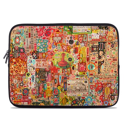 Laptop Sleeve - Flotsam And Jetsam