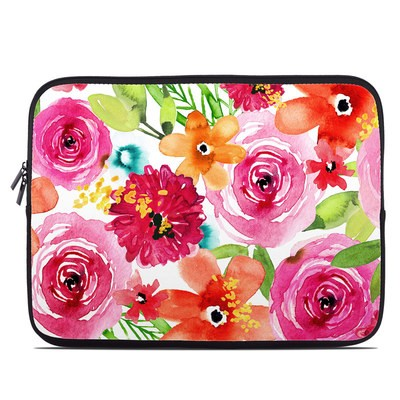 Laptop Sleeve - Floral Pop