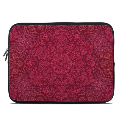 Laptop Sleeve - Floral Vortex