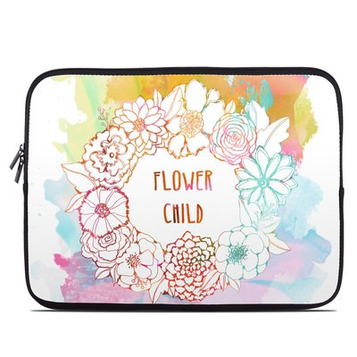 Laptop Sleeve - Flower Child