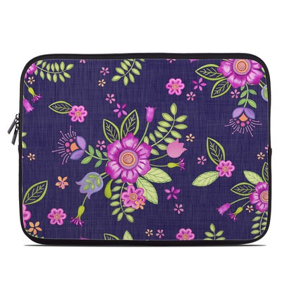 Laptop Sleeve - Folk Floral