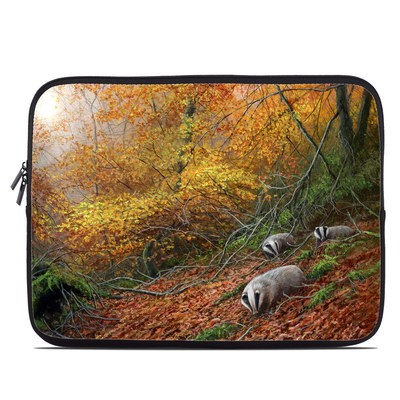 Laptop Sleeve - Forest Gold