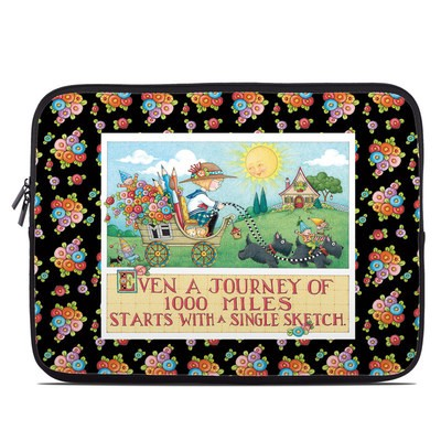 Laptop Sleeve - Forty Year Journey