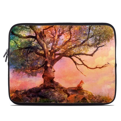 Laptop Sleeve - Fox Sunset
