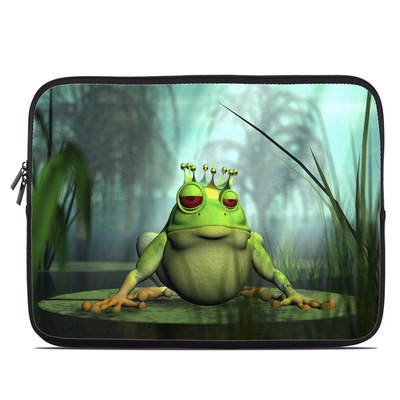 Laptop Sleeve - Frog Prince