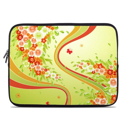 Laptop Sleeve - Flower Splash