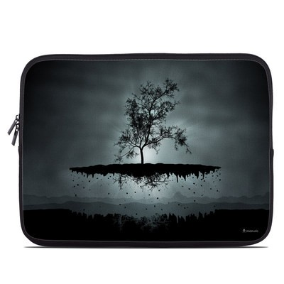 Laptop Sleeve - Flying Tree Black