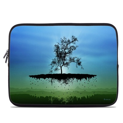 Laptop Sleeve - Flying Tree Blue