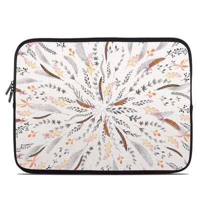 Laptop Sleeve - Feather Roll