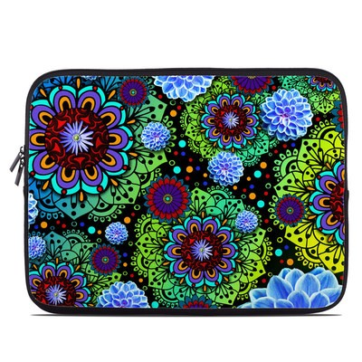 Laptop Sleeve - Funky Floratopia