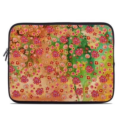 Laptop Sleeve - Garden Flowers