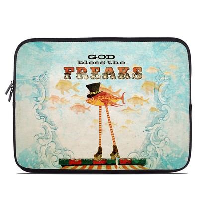Laptop Sleeve - God Bless The Freaks