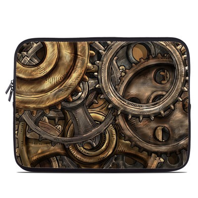 Laptop Sleeve - Gears