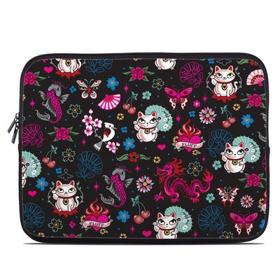Laptop Sleeve - Geisha Kitty