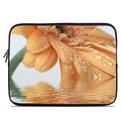 Laptop Sleeve - Golden Gerbera