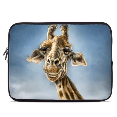 Laptop Sleeve - Giraffe Totem