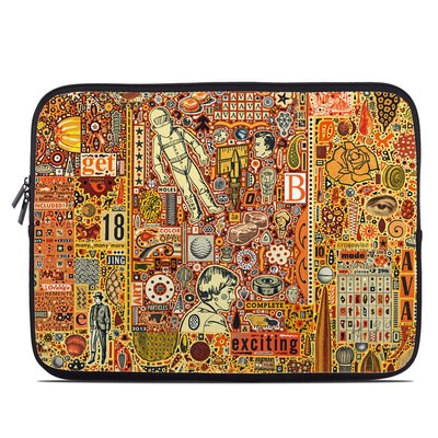 Laptop Sleeve - The Golding Time